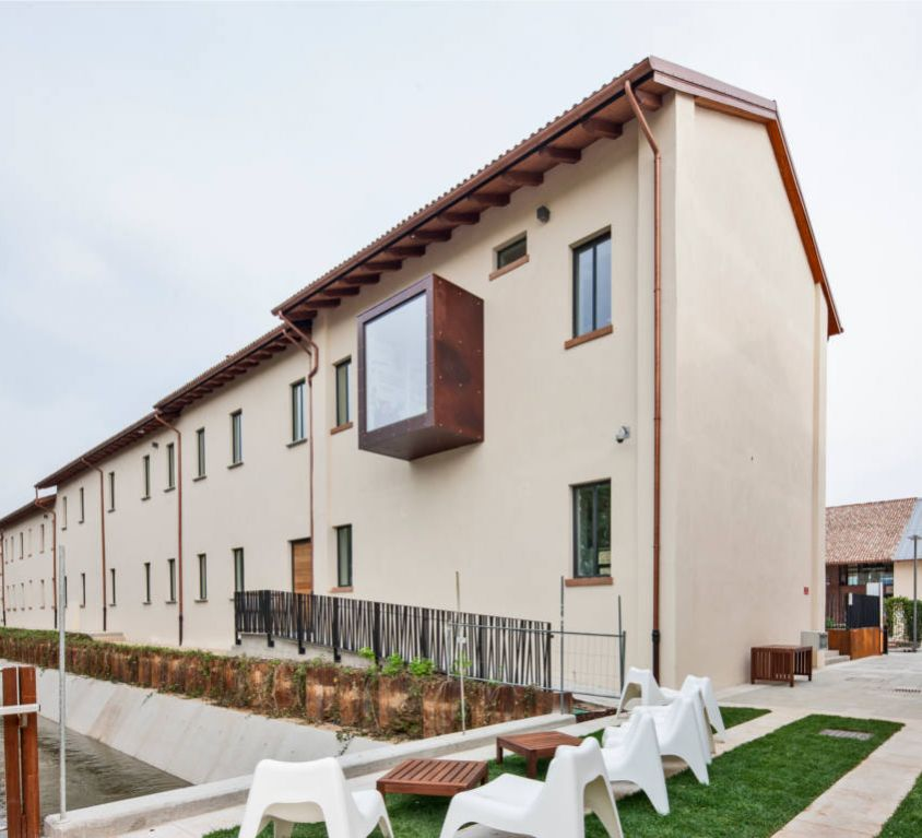 EXPO2015: RETROFITTING CASCINA TRIULZA