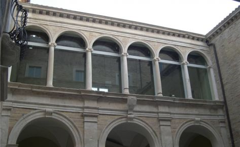"FERMO – REFURBISHMENT AND SEISMIC IMPROVEMENT OF PALAZZO ""AZZOLINO"""