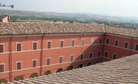 "JESI – IMPROVEMENT OF THE COMPLEX ""EX APPANNAGGIO"""