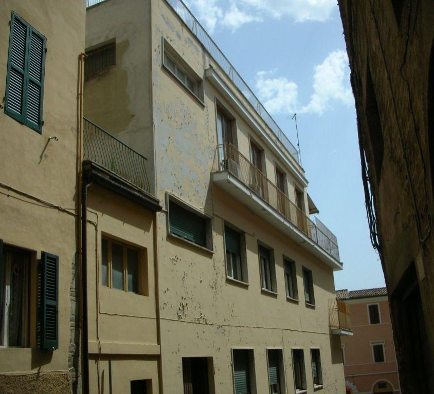 """OSIMO – """"EX ECA"""" MUNICIPAL BUILDING"""