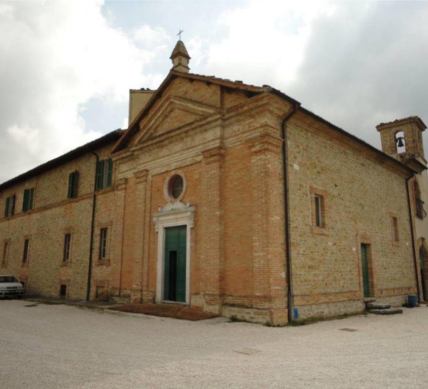CASTELPLANIO – SAN BENEDETTO DE'FRONDOGLIOSI ABBEY