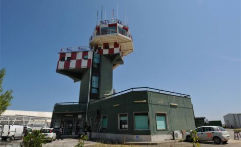 BRINDISI – TWR AND APP IN BRINDISI AIRPORT