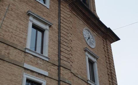 Palazzo Municipale di Cupramontana (AN)