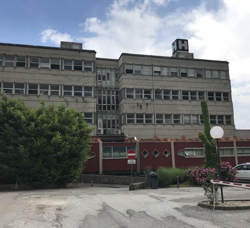 """Complesso ospedaliero """"SS. Carlo e Donnino"""" sito a Pergola (PU)"""