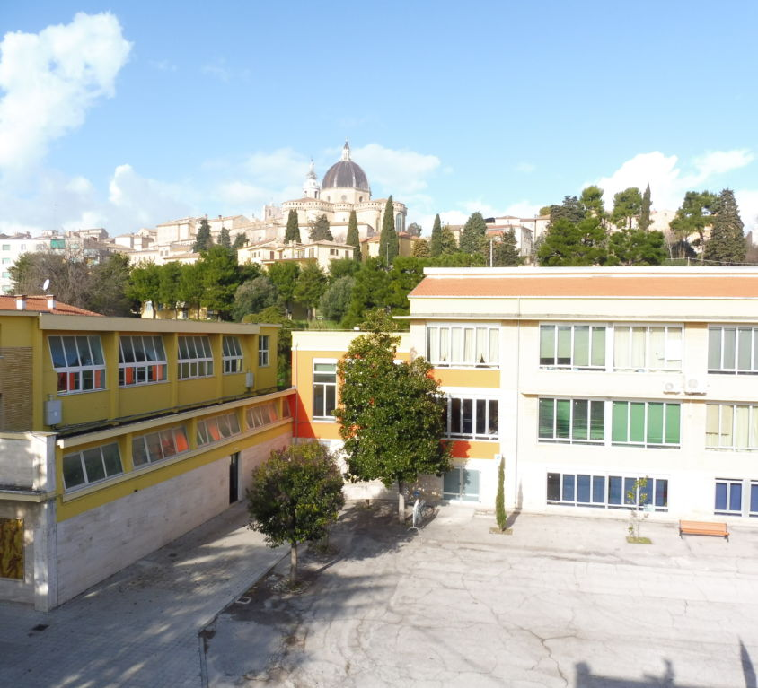 """Scuola Secondaria di primo grado """"L. Lotto"""" di Loreto (AN)"""